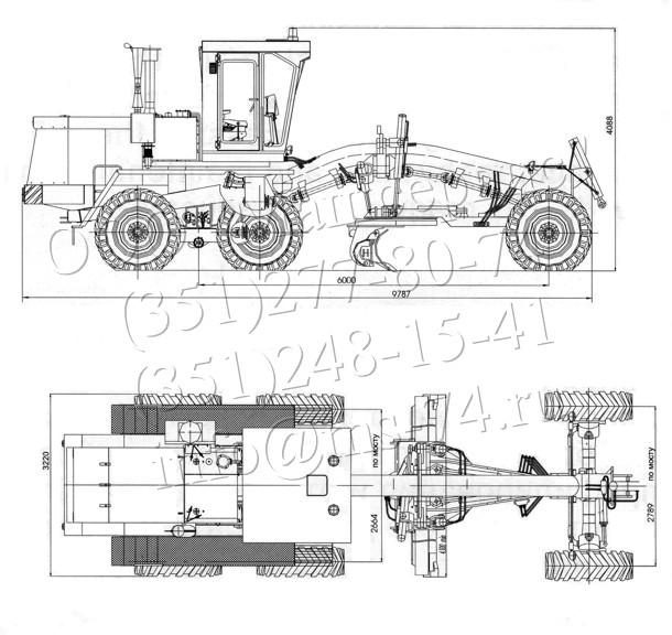 Руководство по эксплуатации Автогрейдера Дз 98